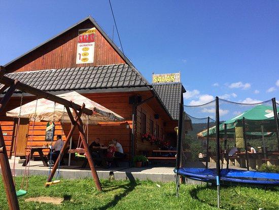 Nizna, Slovakia: Salaš Ostražica
