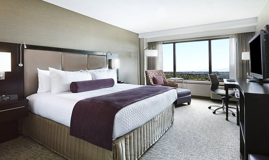 Milpitas, Καλιφόρνια: King Bed Guest Room