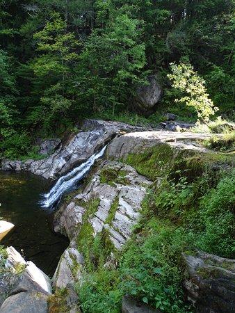 Kent Falls State Park: falls & park