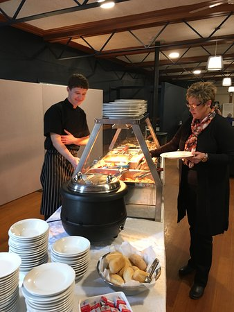 Wynyard, Australia: Start with homemade soup at our Sunday Carvery