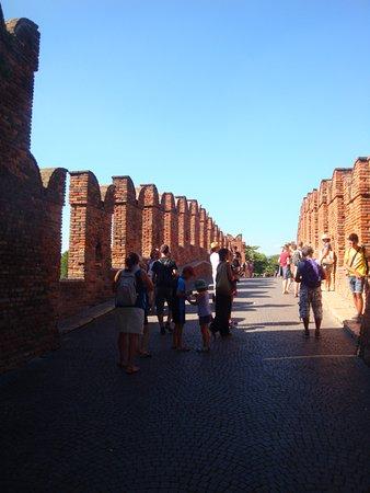 Museo di Castelvecchio: Il ponte