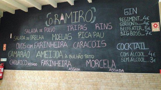Almeirim, Πορτογαλία: O Ramiro Cervejaria