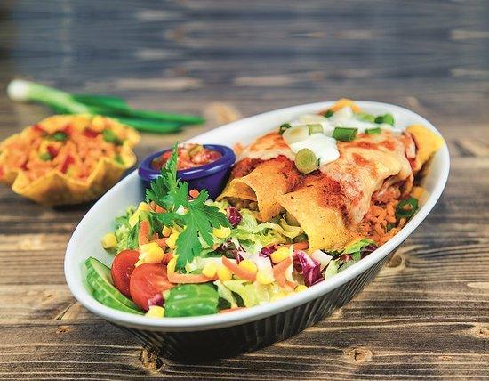 Siegen, Germany: Sausalitos Enchiladas
