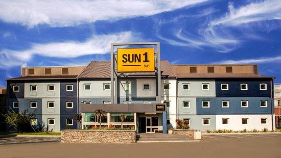 Benoni, Republika Południowej Afryki: SUN1 BEREA EXTERIOR
