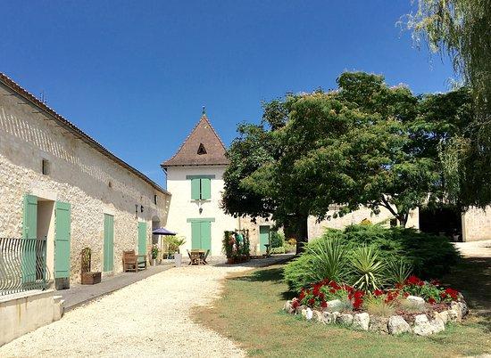 Les Leves-et-Thoumeyragues, Francia: Chateau La Tour de Chollet