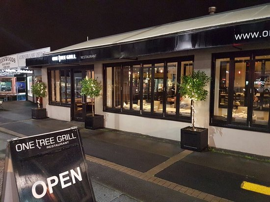 One Tree Grill Restaurant – 9 Pah Road, Epsom, Auckland, New Zealand – rated based on reviews