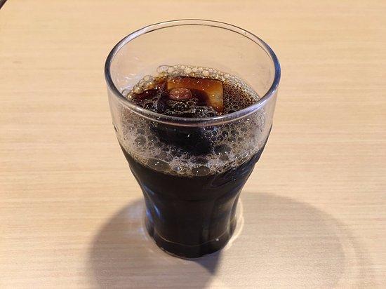 Goshogawara, Ιαπωνία: ドリンクバーのコーヒー、無糖