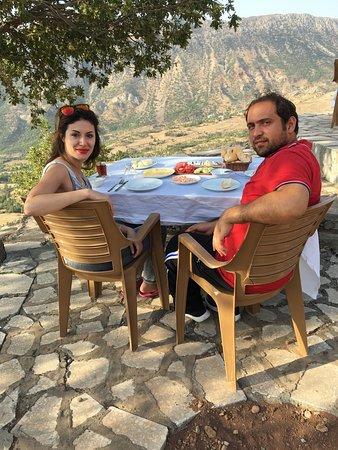 Euphrat Hotel: Kahvaltı müthiş