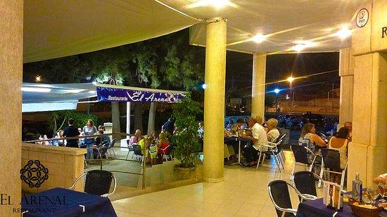 Burriana, Espanha: Restaurante Precioso