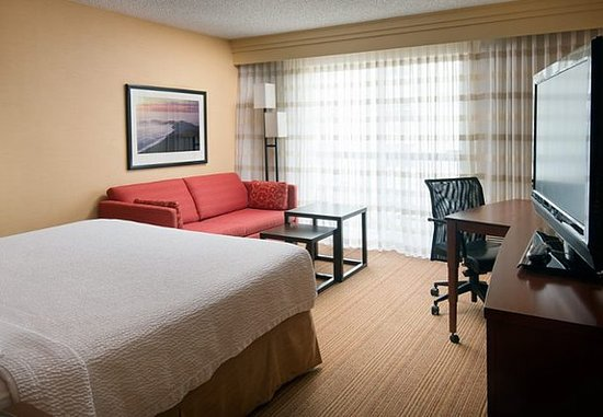 Milpitas, CA: Standard King Guest Room