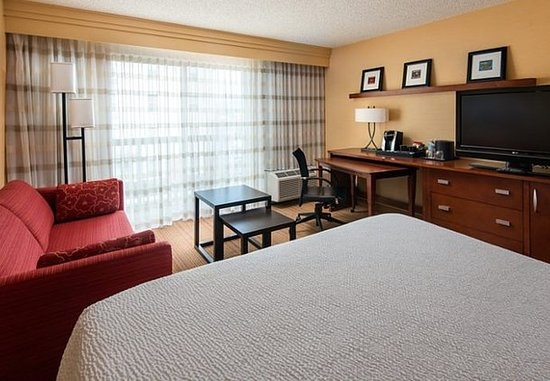 Milpitas, CA: King Guest Room - Upgraded Amenities