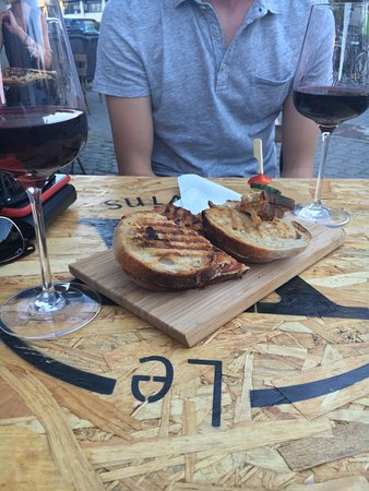 photo1.jpg - Picture of Le XX Bar a vins, Strasbourg - TripAdvisor