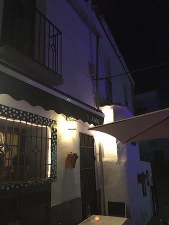 Gaucin, İspanya: fachada