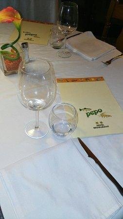 Benifallet, Espagne : Restaurante Can Pepo