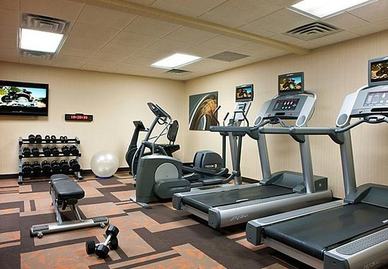 Greenwood Village, CO: Fitness Center