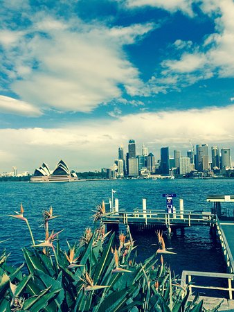 Kirribilli, Australien: The best view of Sydney is from the Lower North Shore.