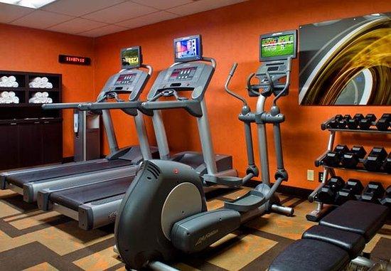 East Syracuse, estado de Nueva York: Fitness Center
