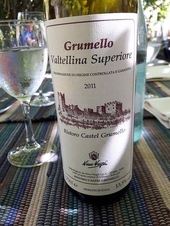Province of Sondrio, Italy: grumello
