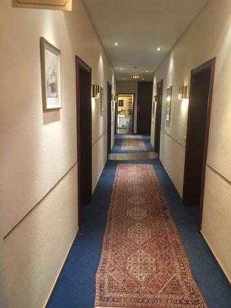 Comfort Hotel Am Kurpark Bild Von Comfort Hotel Am Kurpark Bad