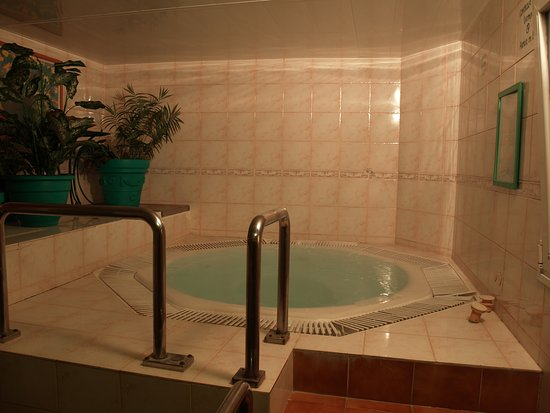 Hotel Aran La Abuela: YACUSSI & SAUNA