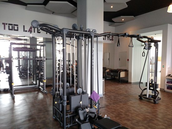Gym Picture Of Breathless Riviera Cancun Resort Amp Spa