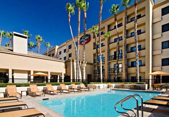 Laguna Hills, Καλιφόρνια: Outdoor Pool