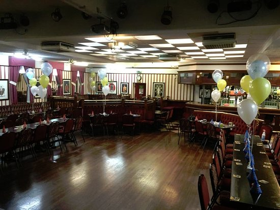 Bolton, UK: Function Room available