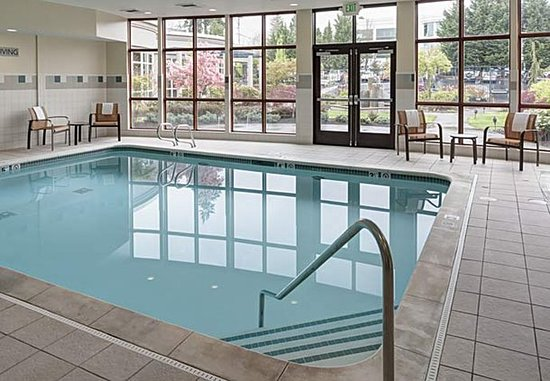 Kirkland, WA: Indoor Pool