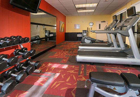 Blue Springs, MO: Fitness Center