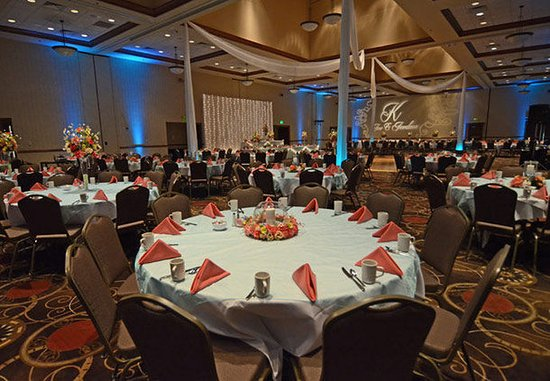 Blue Springs, Миссури: Ballroom – Wedding Reception