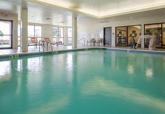 Monroe, LA: Indoor Pool