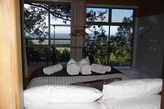 Montville, Australia: View from the bed