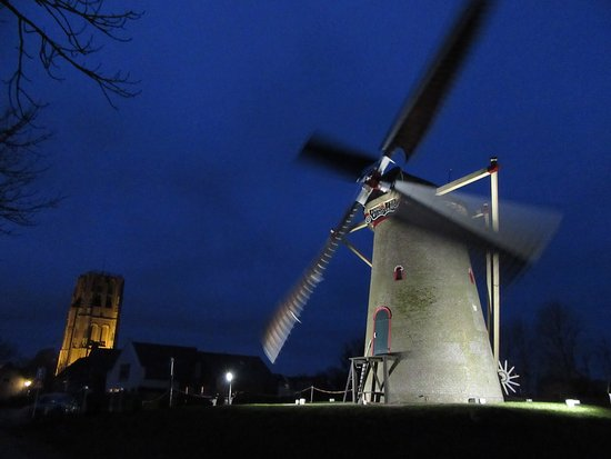 Goedereede, The Netherlands: Molen de Windvang