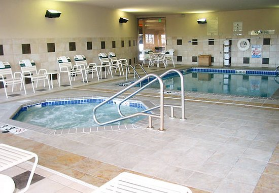 Englewood, Kolorado: Indoor Pool