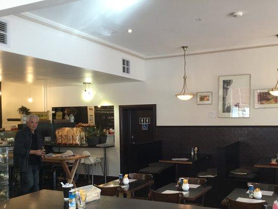 Croydon, Austrália: Dining area