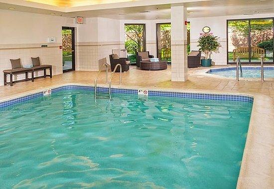 Dulles, Вирджиния: Indoor Pool