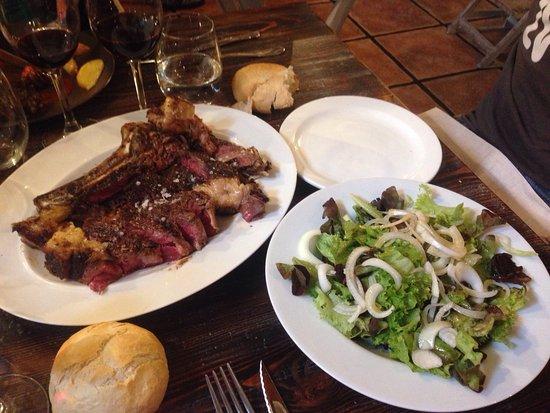 Restaurante casa rural restaurante zaldierna en ezcaray con cocina otras cocinas espa olas - Casa rural ezcaray ...