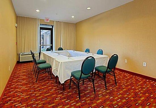 Springfield, VA: Black Beret Meeting Room - Hollow Square Setup