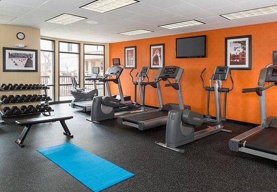 Натик, Массачусетс: Fitness Center