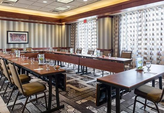 Natick, MA: Meeting Room - Conference Setup