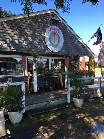 Essex, CT: Marley's Cafe