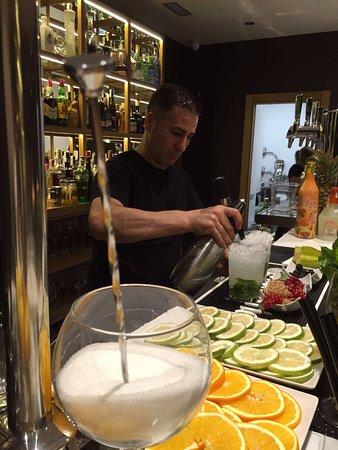 Durango, Spanien: Deliciosos cócteles