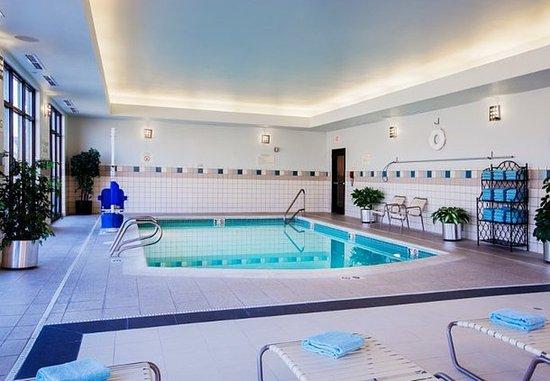 Meridian, Айдахо: Indoor Pool