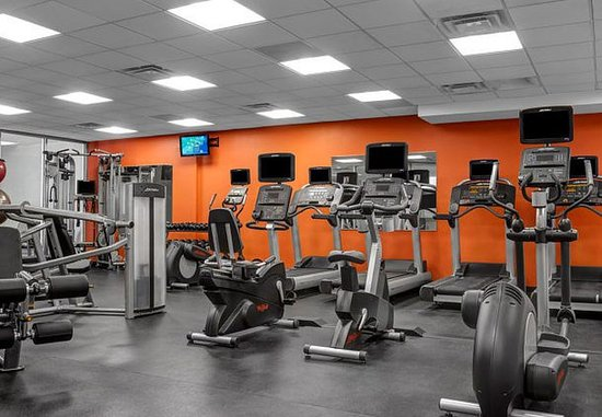 Courtyard New York Manhattan/Upper East Side : Fitness Center