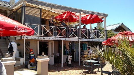 Boulders Beach Lodge and Restaurant: Restaurant