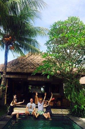 峇里島佐洛別墅照片