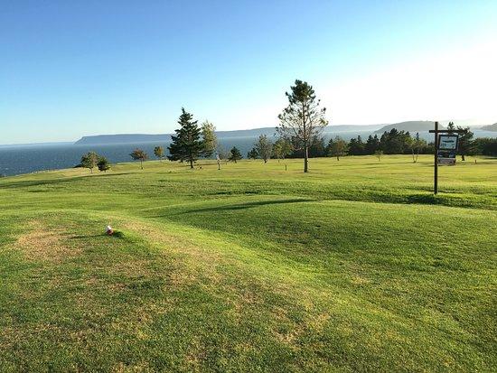Parrsboro Golf Course