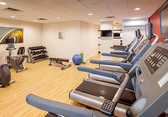 Brookline, MA: Fitness Center