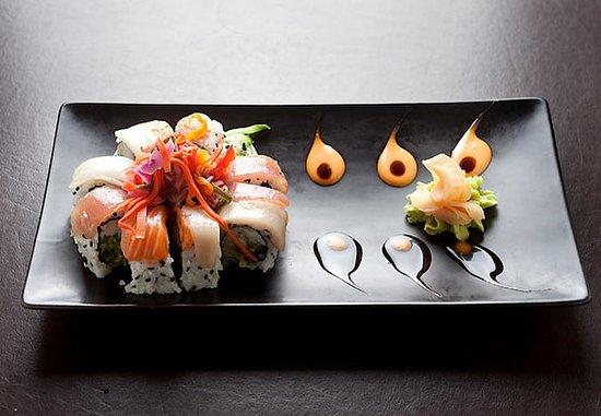 Montvale, NJ: Fire & Oak Sushi