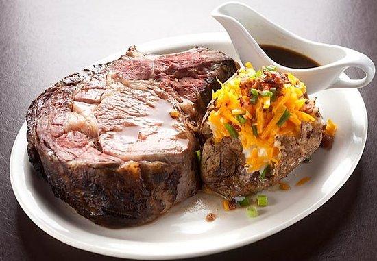 Montvale, NJ: Fire & Oak Steak